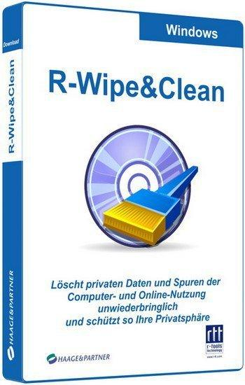 R-Wipe & Clean 20.0 Build 2298 With Full Crack