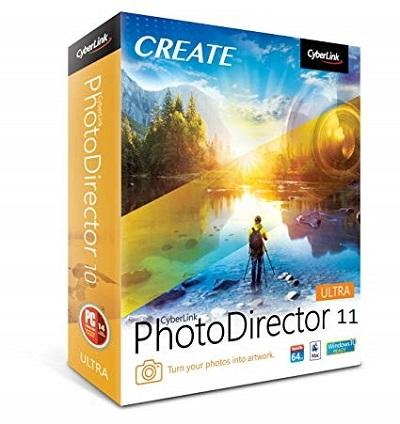 CyberLink PhotoDirector Ultra 11.3.2719.0 Crack
