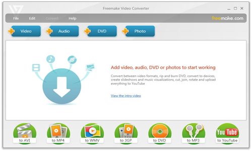 Freemake Video Converter 4.1.12.8 With Crack