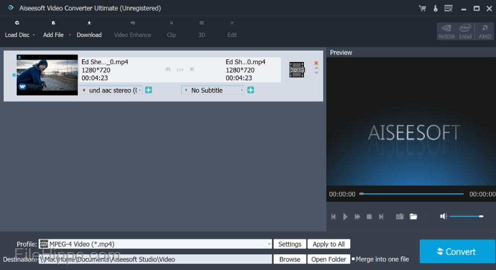 Aiseesoft Video Converter Ultimate 10.0.12 With Crack