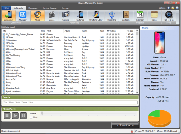 iDevice Manager Pro Edition 10.0.7.0 With Crack