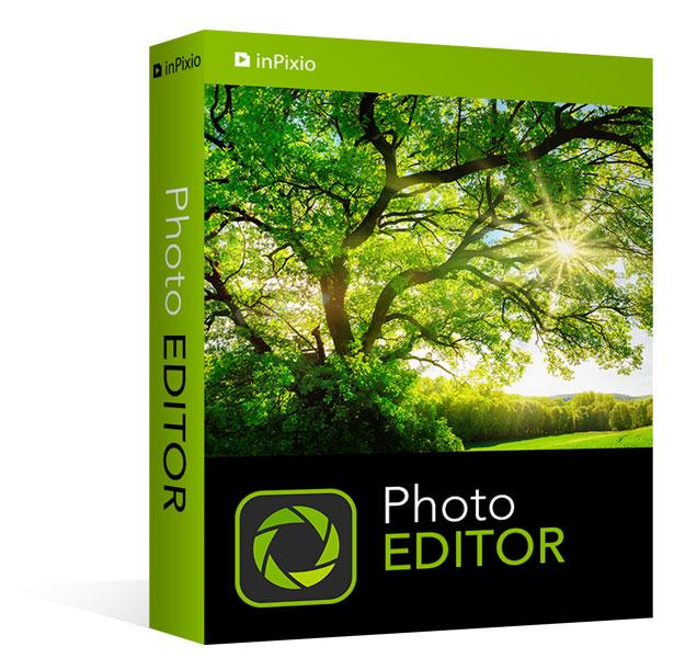 InPixio Photo Editor 10.3.7468.21882 With Crack