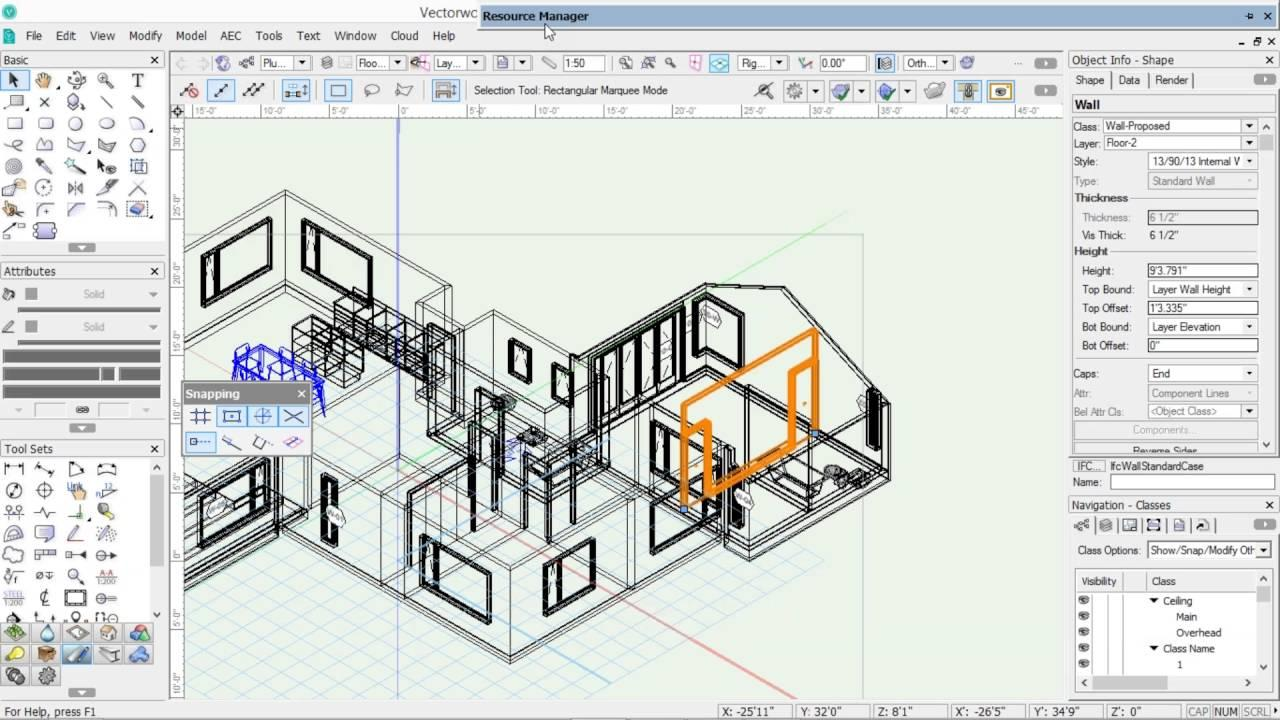 Vectorworks 2020 SP4 With Crack Latest
