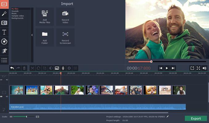 Movavi Video Editor Plus 20.4.0 (x86) With Crack