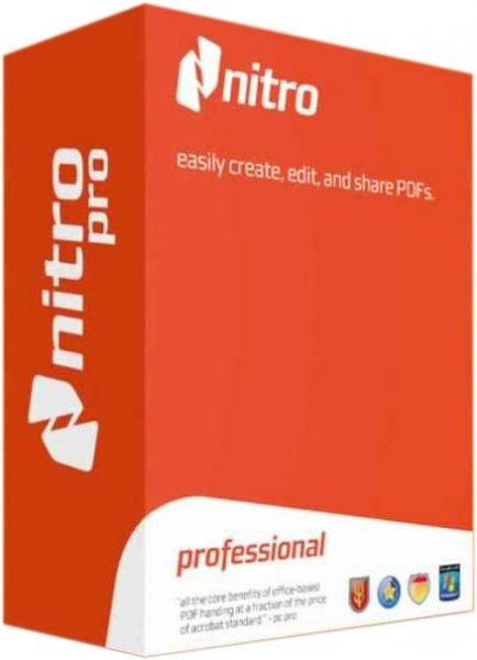Nitro Pro Enterprise 13.31.0.605 Crack Version