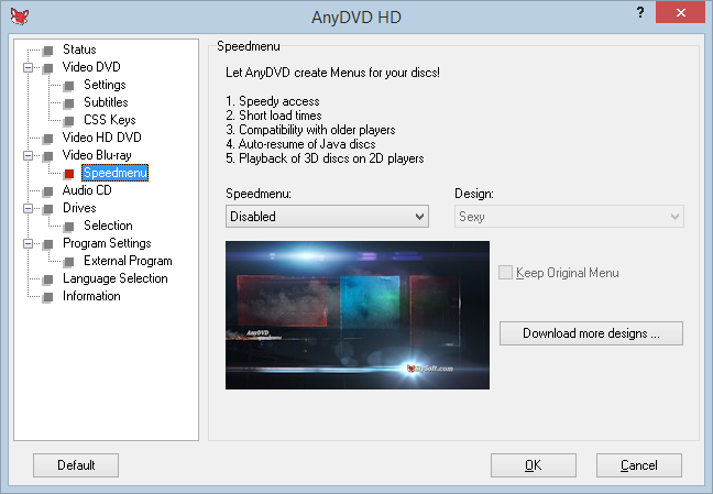 AnyDVD 8.5.1.0 With Crack